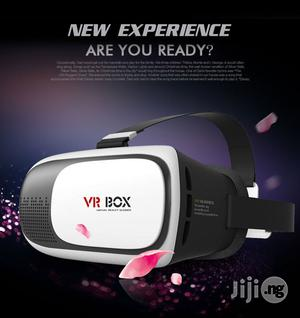 VR Box Virtual Reality 3D Glasses   Accessories for Mobile Phones & Tablets for sale in Lagos State, Ikeja