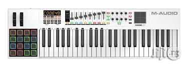 M-AUDIO Code 49-keys Usb/Midi Controller With X/Y Touch Pad