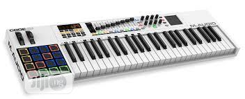 M-AUDIO Code49-keys Usb/Midi Controller With X/Y Touch Pad