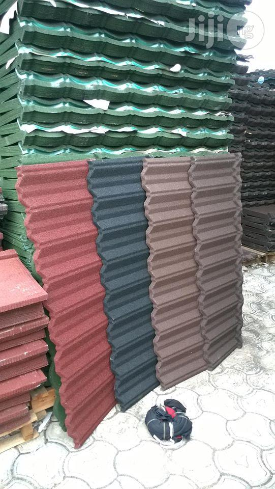 Best Of Classic Stone Coated Roofing Tiles In Lagos