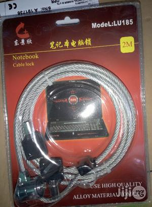 Notebook/Laptop Cable Lock | Computer Accessories  for sale in Lagos State, Ikeja