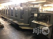 Heidelberg Speed Master CD 102-6LX 6 Color Offset Printing Machine   Printing Equipment for sale in Lagos State, Ikeja