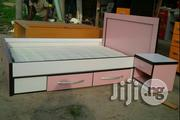 Children Bed With Side Cabinet | Children's Furniture for sale in Lagos State, Lekki Phase 2