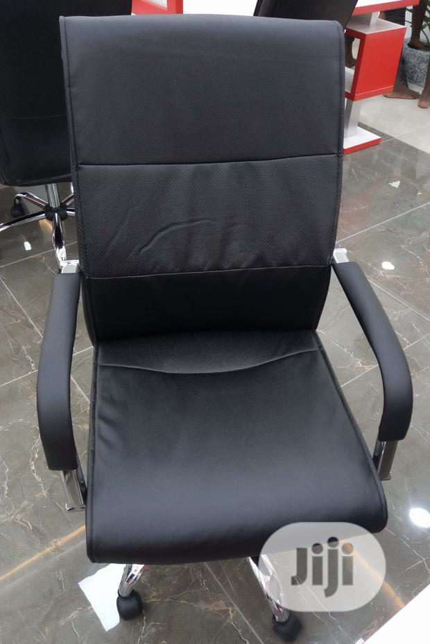 Imported Quality New Swivel Leather Office Chair