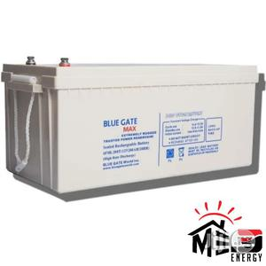 BLUE GATE Max Inverter Battery - 200ah/ 12v | Electrical Equipment for sale in Lagos State, Victoria Island