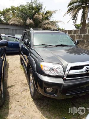 Toyota 4-Runner 2007 Sport Edition 4x4 V6 Gray | Cars for sale in Lagos State, Amuwo-Odofin