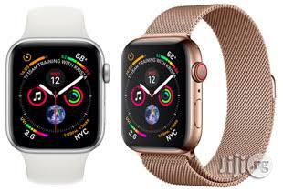 Iwatch Series 4 (40MM) CELL   Smart Watches & Trackers for sale in Benin City, Edo State, Nigeria