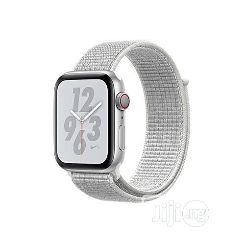 Iwatch Series 4 (44MM) CELL | Smart Watches & Trackers for sale in Benin City, Edo State, Nigeria