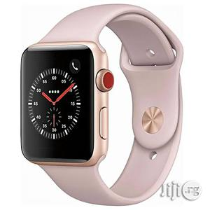 Iwatch Series 3 (38MM) GPS | Smart Watches & Trackers for sale in Edo State, Benin City