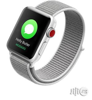 Iwatch Series 3 (38MM) GPS/ CELL | Smart Watches & Trackers for sale in Edo State, Benin City