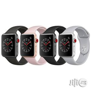Iwatch Series 3 (42MM) GPS&CELL | Smart Watches & Trackers for sale in Edo State, Benin City