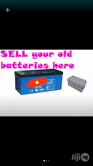 Old Inverter Battery VI Lagos   Electrical Equipment for sale in Lagos State, Victoria Island