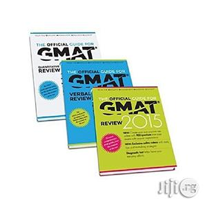 The Official Guide For GMAT Review 2015 Bundle | Books & Games for sale in Lagos State, Oshodi
