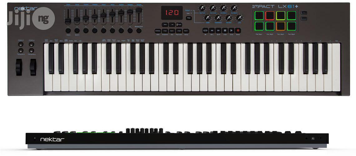 Impact LX49+ USB MIDI Keyboard Controller