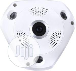 Elco Vision El-360 2mp 3D Panoramic Fish Eye Camera | Security & Surveillance for sale in Lagos State, Ikeja