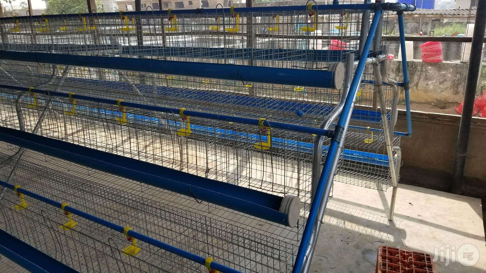 Layers Battery Cage For All Aspiring And Successful Farmers   Farm Machinery & Equipment for sale in Ikorodu, Lagos State, Nigeria