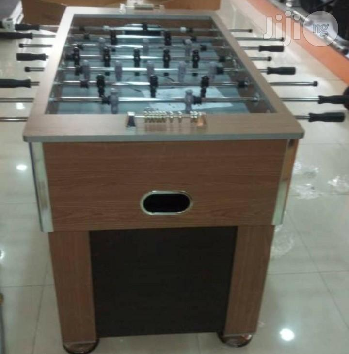 New Soccer Table   Sports Equipment for sale in Surulere, Lagos State, Nigeria