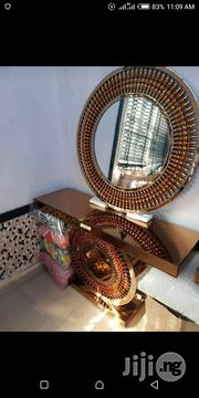 Console Mirror And Table | Home Accessories for sale in Lagos State, Ojo