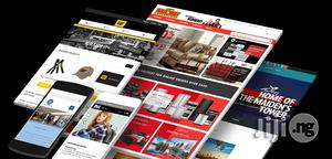 Website and Graphics Design | Computer & IT Services for sale in Lagos State, Ikeja