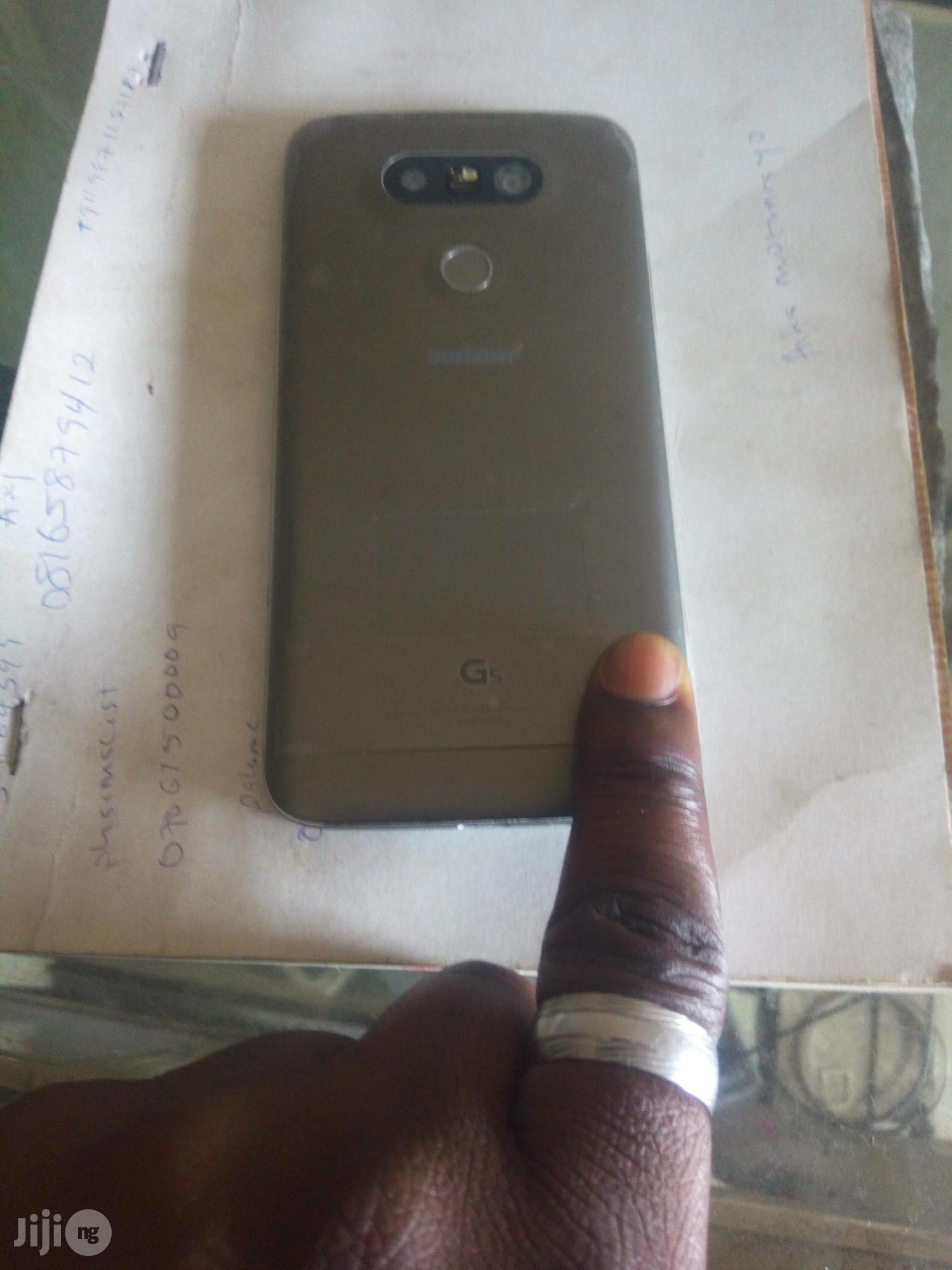 LG G5 32 GB Gold | Mobile Phones for sale in Ibadan, Oyo State, Nigeria