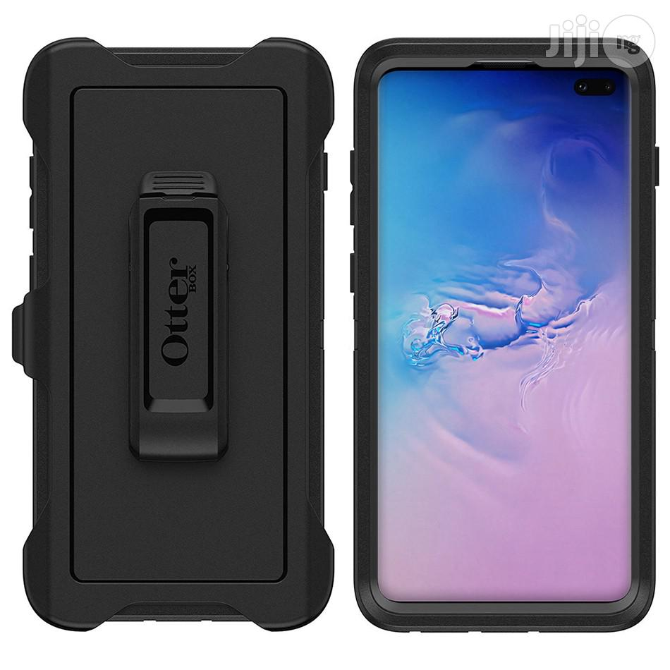 Samsung Galaxy S10+ Otterbox Defender Case