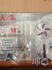 A&B Rechargeable Fan 18 Inch | Home Appliances for sale in Lagos State, Ikotun/Igando