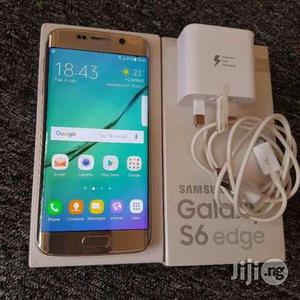 Samsung Galaxy S6 edge 32 GB Gold | Mobile Phones for sale in Oyo State, Ibadan