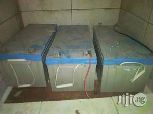 Used Inverter Battery Gwarinpa   Electrical Equipment for sale in Abuja (FCT) State, Gwarinpa