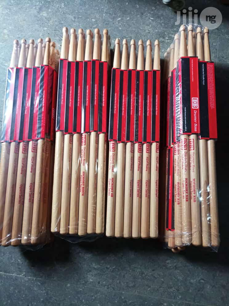 Quality Drum Sticks   Musical Instruments & Gear for sale in Port-Harcourt, Rivers State, Nigeria