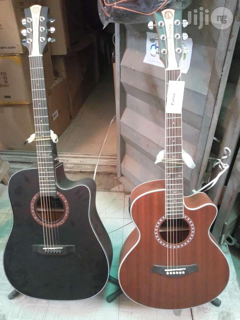 Acoustic Guitar, Medium And Big Size