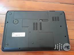 Laptop HP 4GB Intel Core 2 Duo HDD 250GB | Laptops & Computers for sale in Ikeja, Lagos State, Nigeria