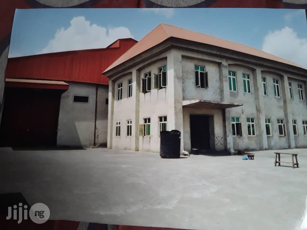 20,000 Square Feets Of Warehouse And A Storey Building Office Space At Amuwo-odofin Lagos State | Commercial Property For Sale for sale in Amuwo-Odofin, Lagos State, Nigeria