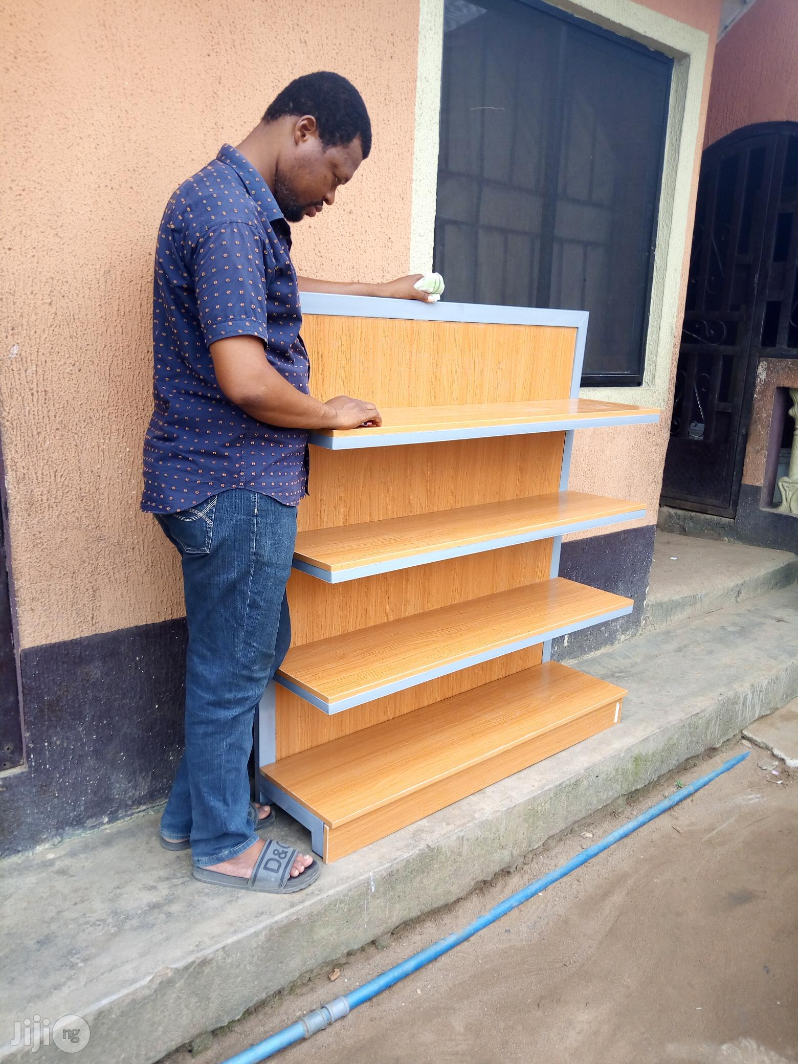 Shelves For Your Boutique, Display Store And Supermarket