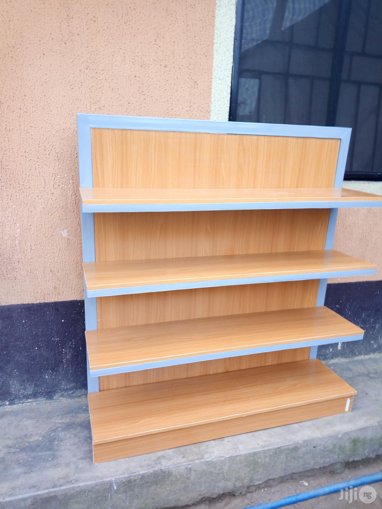 Shelves For Your Boutique, Display Store And Supermarket | Store Equipment for sale in Port-Harcourt, Rivers State, Nigeria