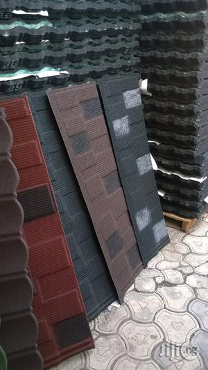 Kristen Stone Coated Roofing Tiles | Building & Trades Services for sale in Lagos State, Ajah