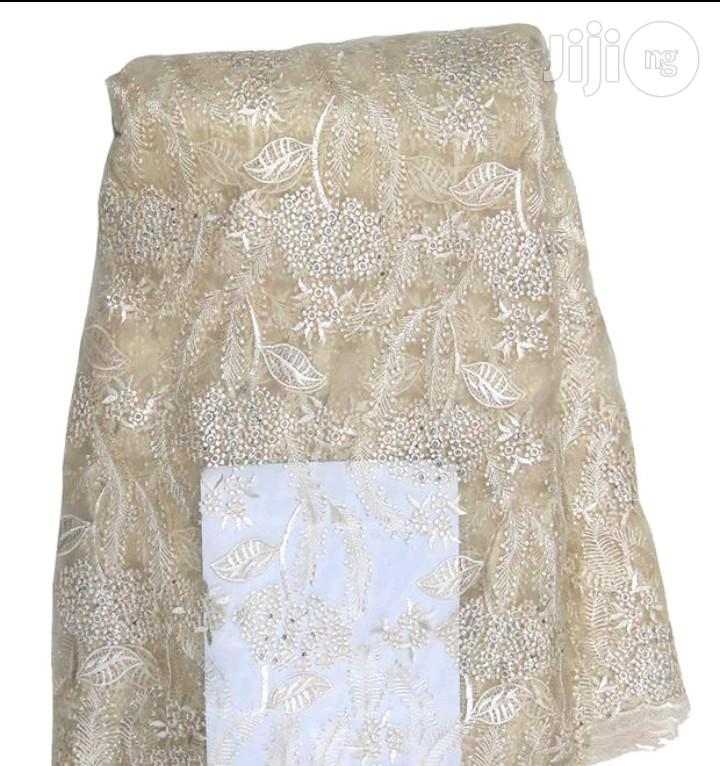 Beautiful Quality Lace Fabrics | Clothing for sale in Ikeja, Lagos State, Nigeria