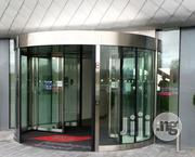 Installation Of Automatic Revolving Door | Building & Trades Services for sale in Abuja (FCT) State, Jabi