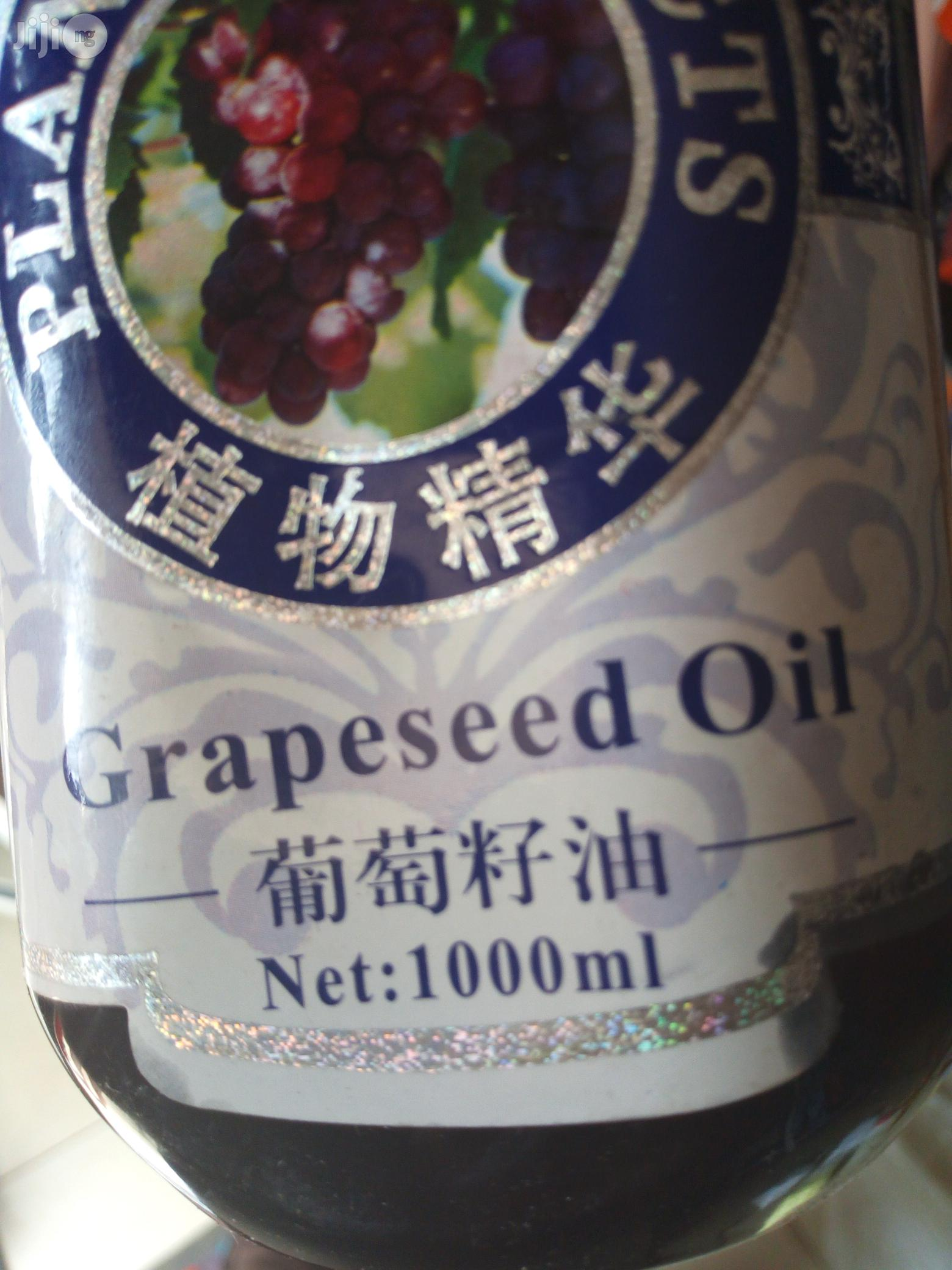 Grape Seed Oil Available