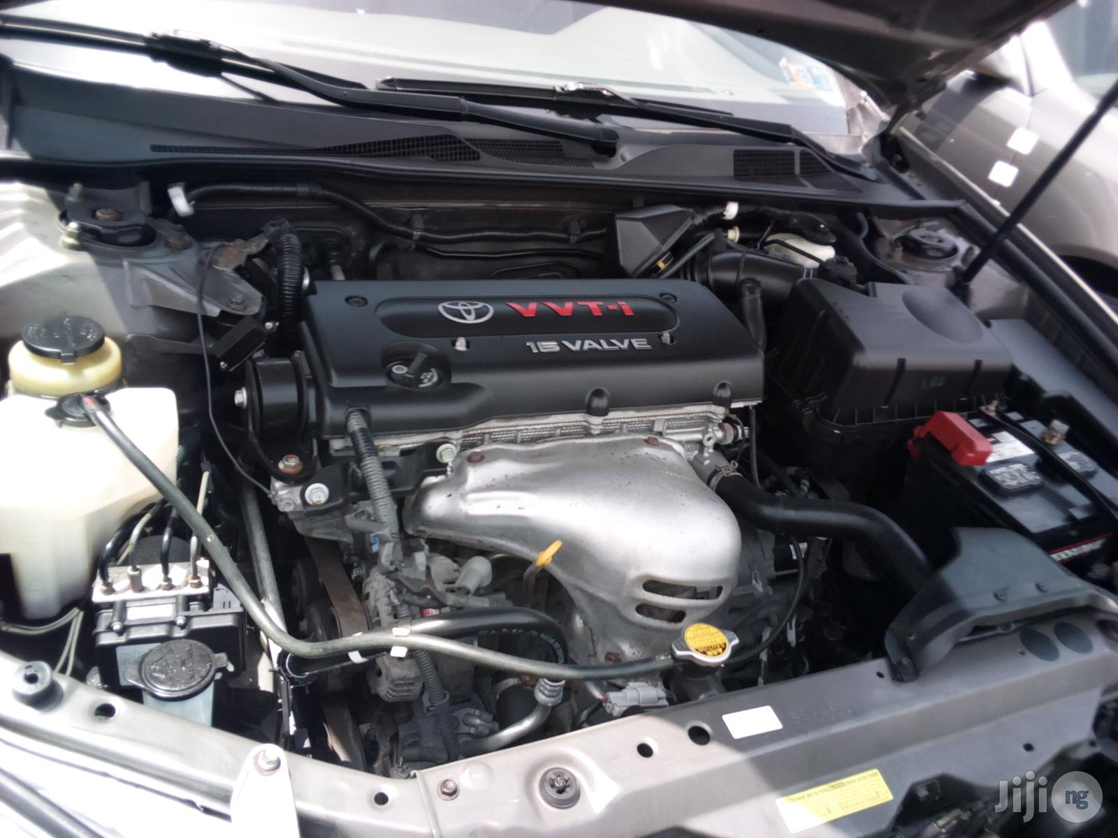 Toyota Camry 2006 Gray   Cars for sale in Apapa, Lagos State, Nigeria