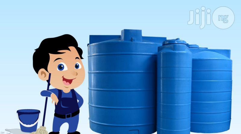 Water Tank Cleaning Experts Available | Cleaning Services for sale in Nyanya, Abuja (FCT) State, Nigeria