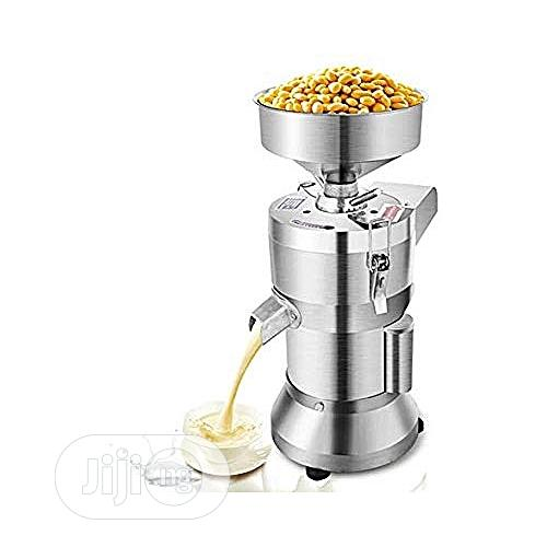 Generic Soymilk Maker, Commercial Large Soybean Milk Machine Electric Fiberizer Automatic Soya Milk And Dregs Separater Splitter