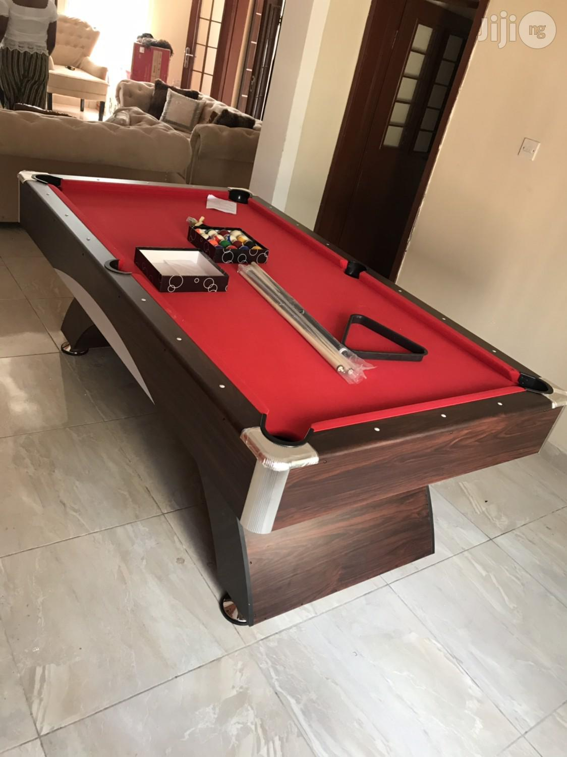 Imported Snooker