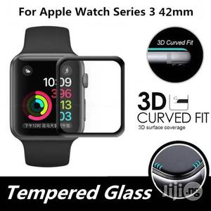 I Watch 5D Tempered Glass   Accessories for Mobile Phones & Tablets for sale in Lagos State, Ikeja