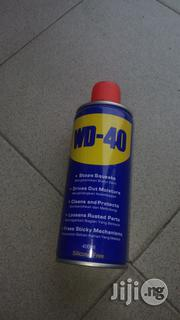 WD 40 Is For Removing Rust   Vehicle Parts & Accessories for sale in Rivers State, Port-Harcourt