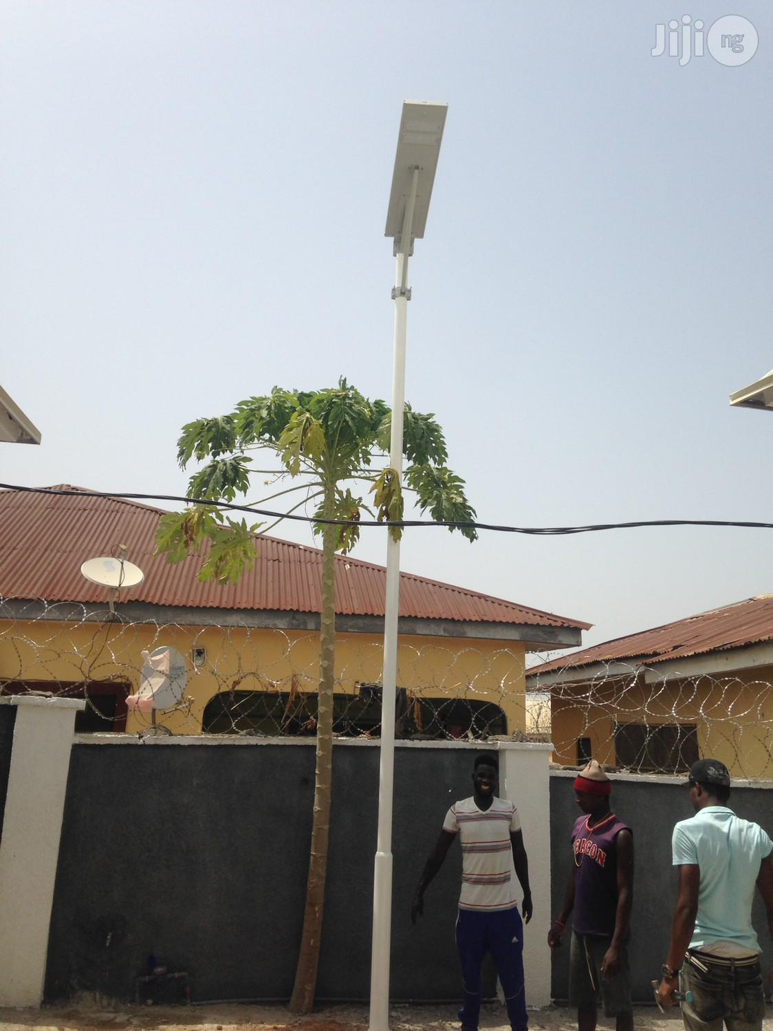 Archive: Super Bright All In One Solar Street Light With Warranty 2 Years