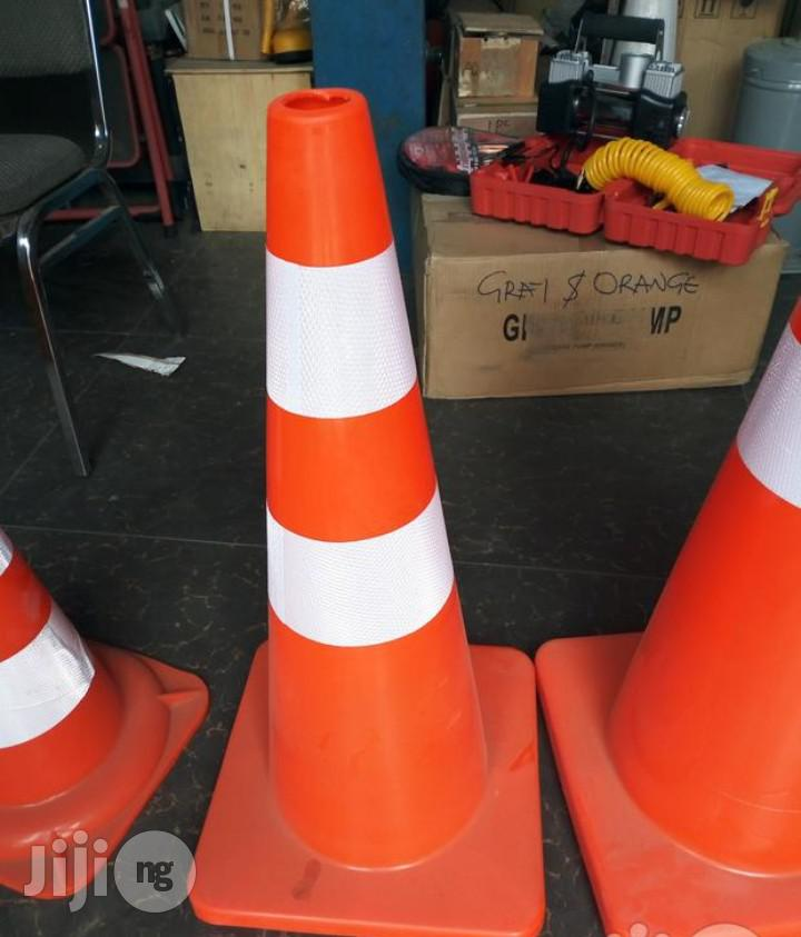 Safety Traffic Cones -70cm