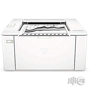 HP Laserjet Pro 102a Printer - White   Printers & Scanners for sale in Lagos State, Ikeja