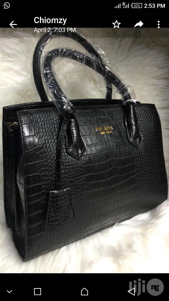 Archive: Prada Classic Handbag
