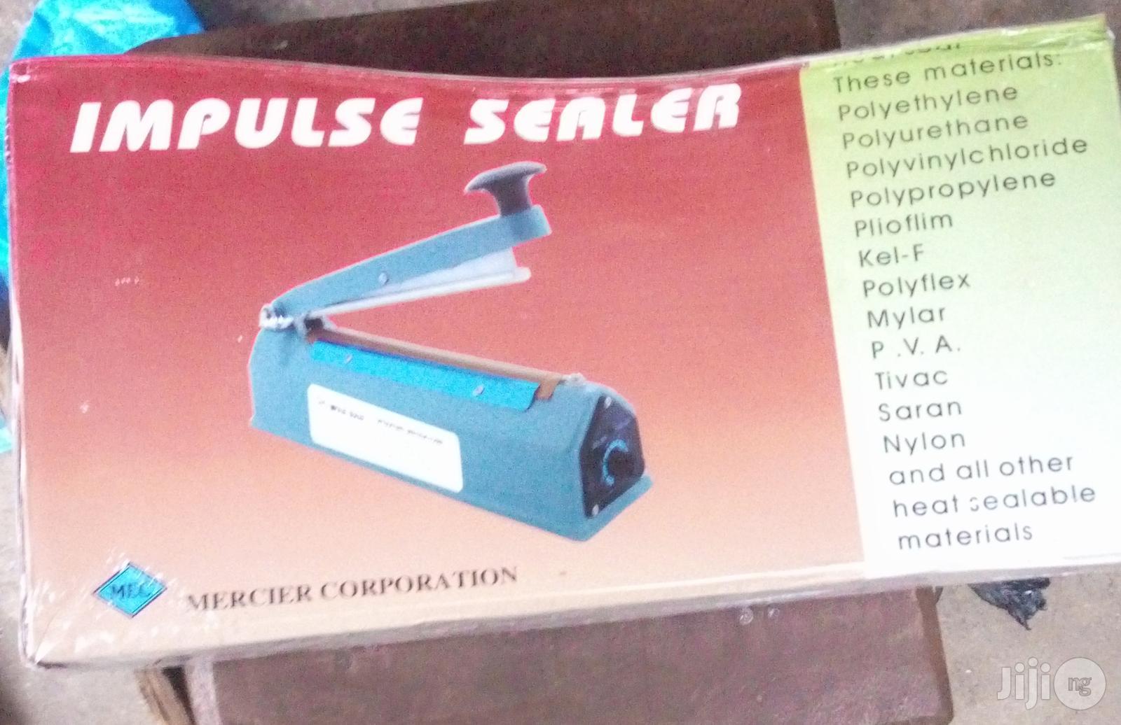 Impulse Sealing Machine in Lagos Island (Eko ...