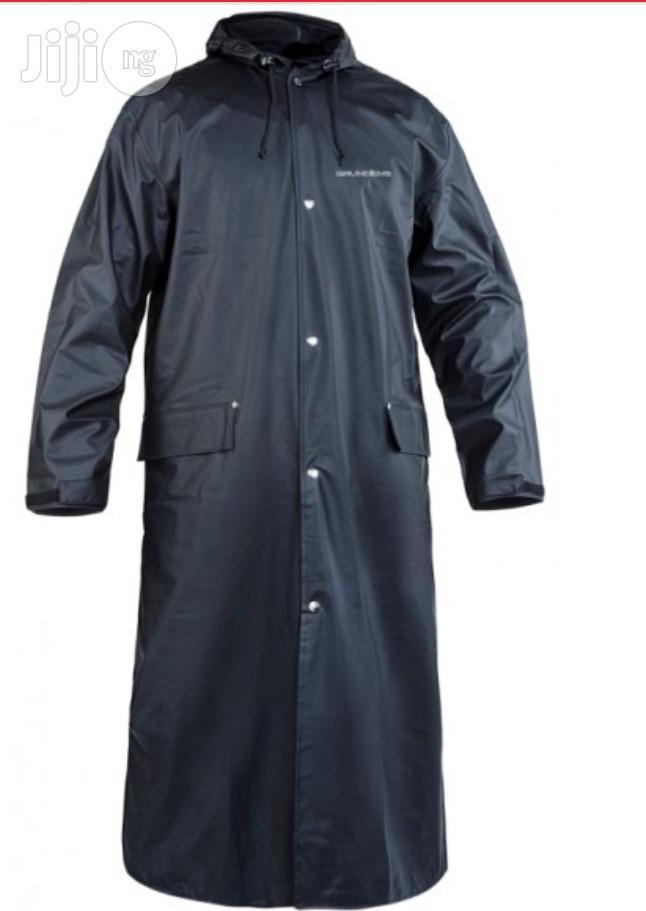 Safety Rain Coat PVC